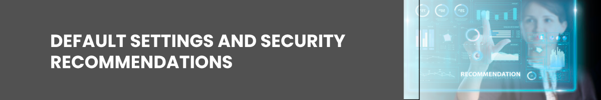 Default Settings and Security Recommendations-is-cyber-security-hard? not with Imunify360