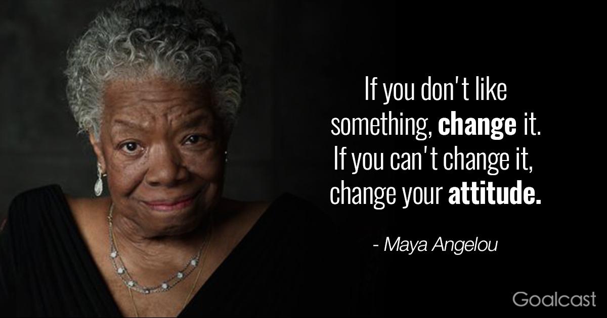 Maya Angelou quote - unconscious bias