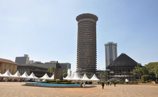 Tokeo la picha la photo of kenyatta international conference center