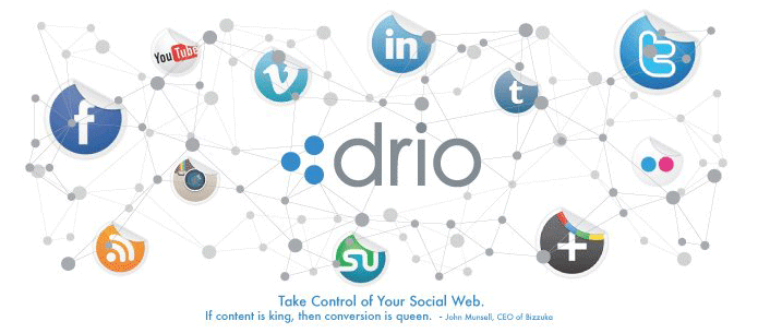Drio Facebook Cover Image