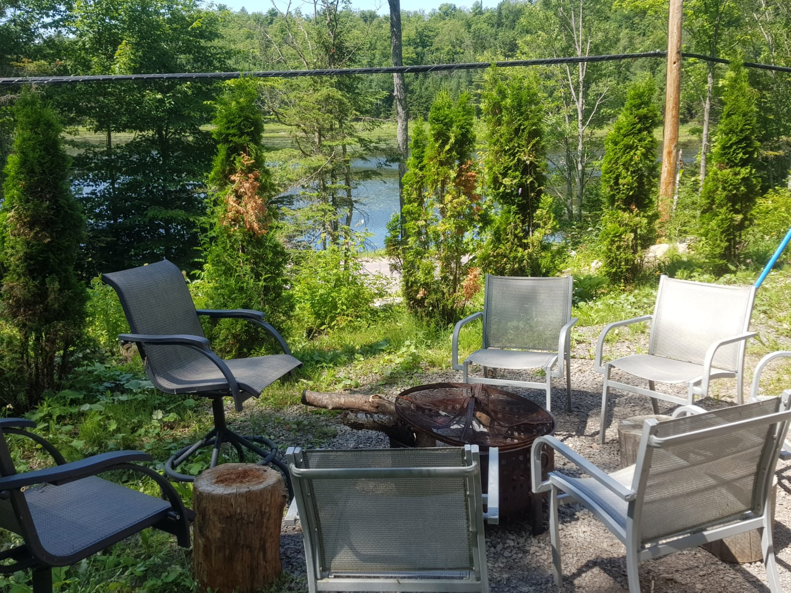 Cottages for rent with 4 bedrooms in Quebec #8