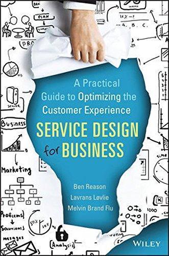 Livro Service Design for Business