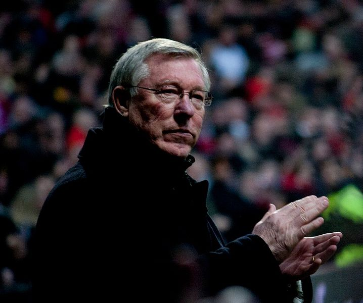 Soccer coach Sir Alex Ferguson - Master of questions