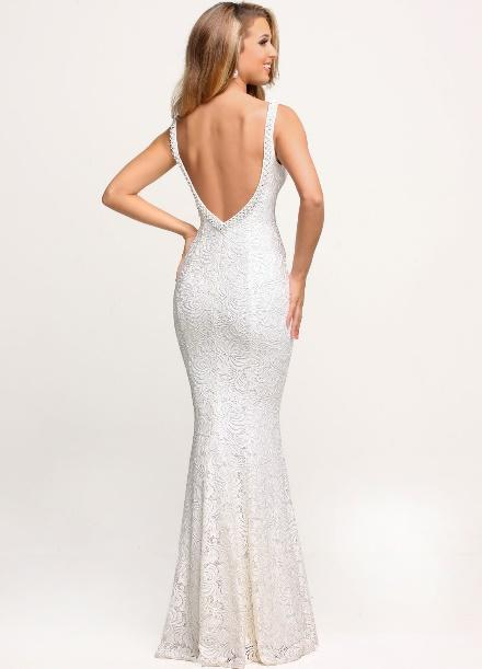 Back view of Style : 71652