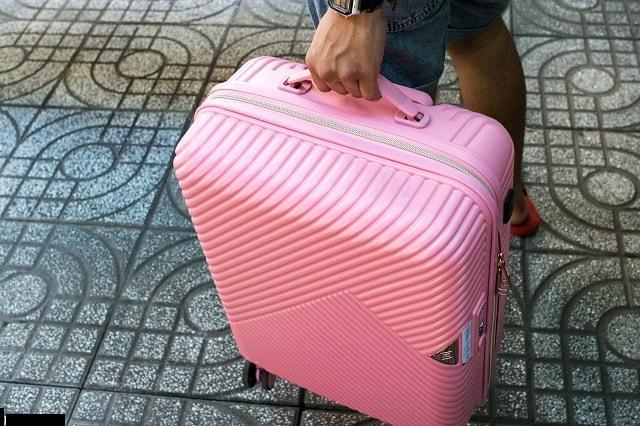 Thiết kế thông minh của vali Nikki Aiko