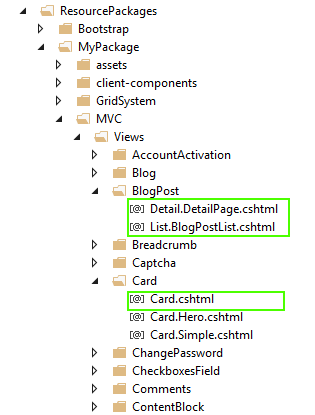 Getting started with the Sitefinity's MVC capabilities AKA
