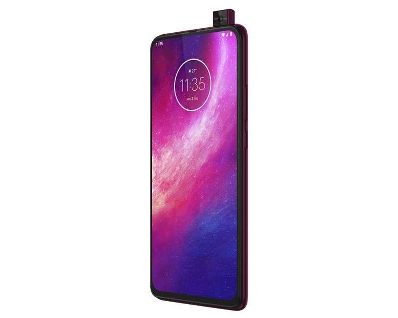 Foto 3|AT&T Motorola One Hyper 128 GB Violeta