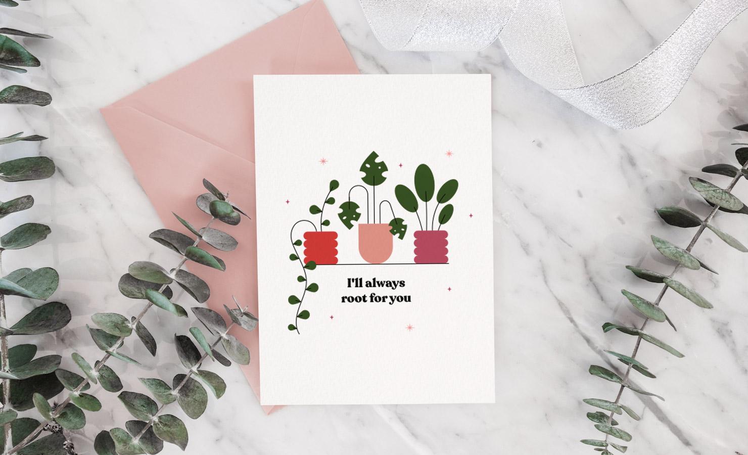 friendship gratitude card
