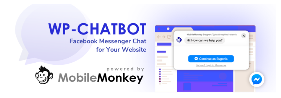 WP-Chatbot for Facebook Messenger