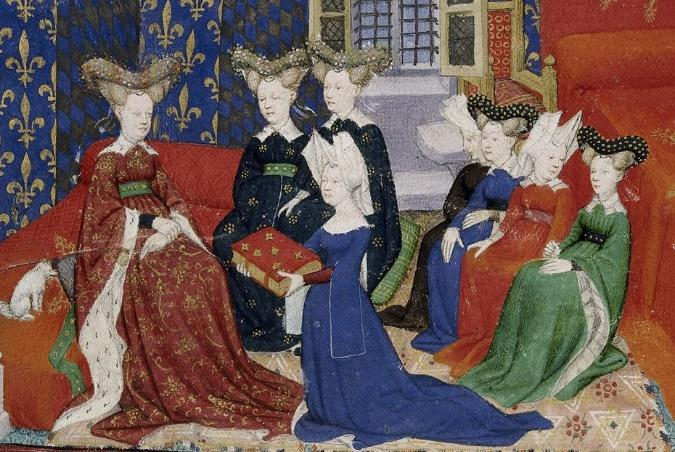 https://upload.wikimedia.org/wikipedia/commons/a/aa/Christine_de_Pisan_and_Queen_Isabeau.jpg