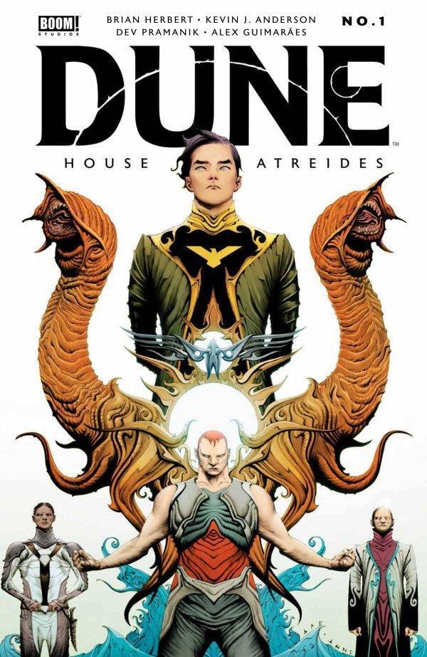 Dune: House Atreides #1
