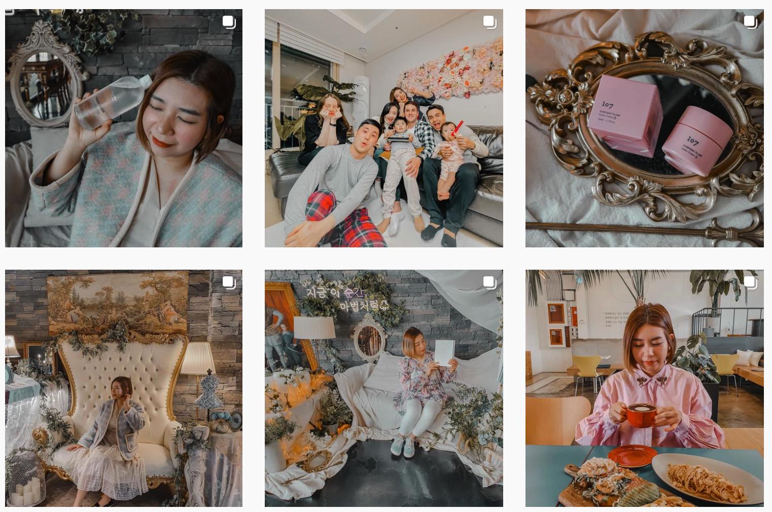 Micah Angela Kim | Instagram Image Gallery