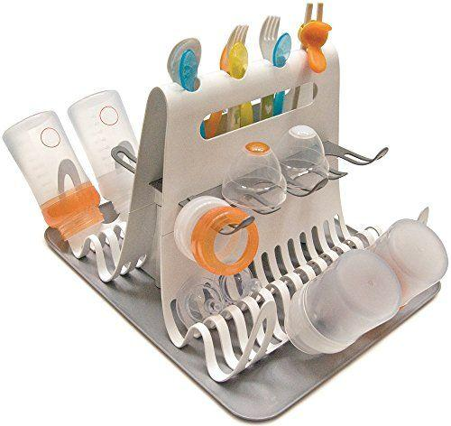 Prince Lionheart Deluxe Drying Station Prince Lionheart | Baby bottle  drying rack, Baby bottles, Prince lionheart