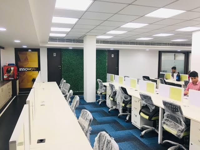 InnoWork Coworking Space in Noida