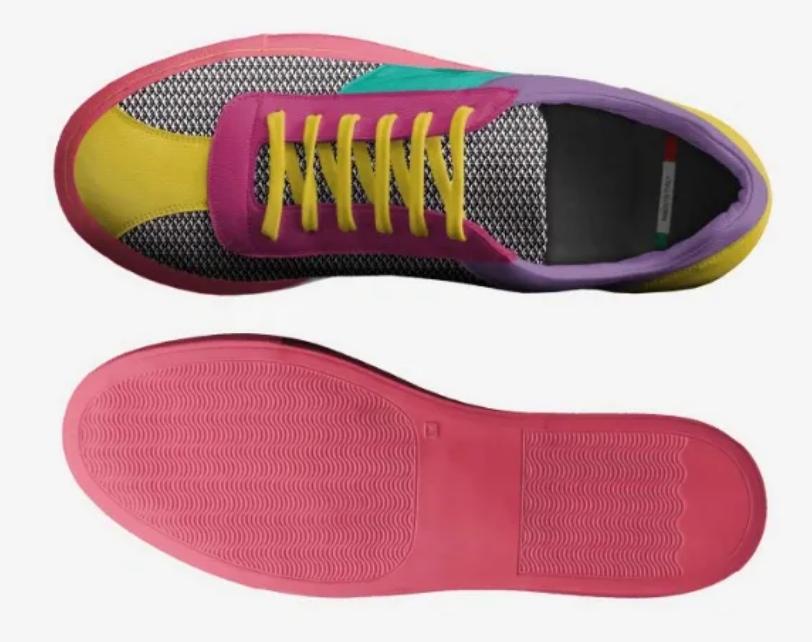 J Marie Shoes - Premium Sneaker Brand
