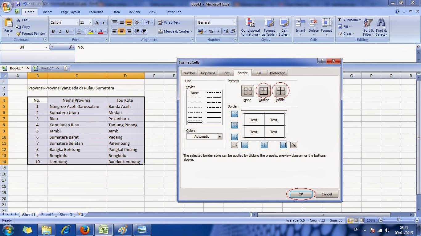 cara, cepat, belajar, microsoft, excel, mudah, level, office, word, ms