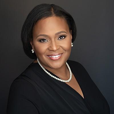 Sales influencer Cynthia Barnes