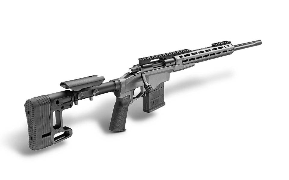 Remington 700 PCR Enhanced bolt-action precision rifle | GUNSweek.com