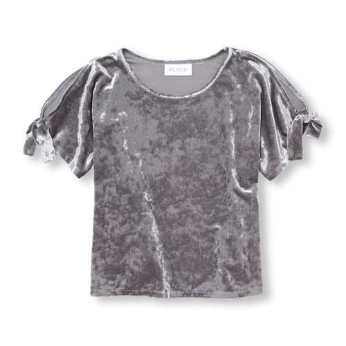 Kết quả hình ảnh cho silver blouses for baby girls