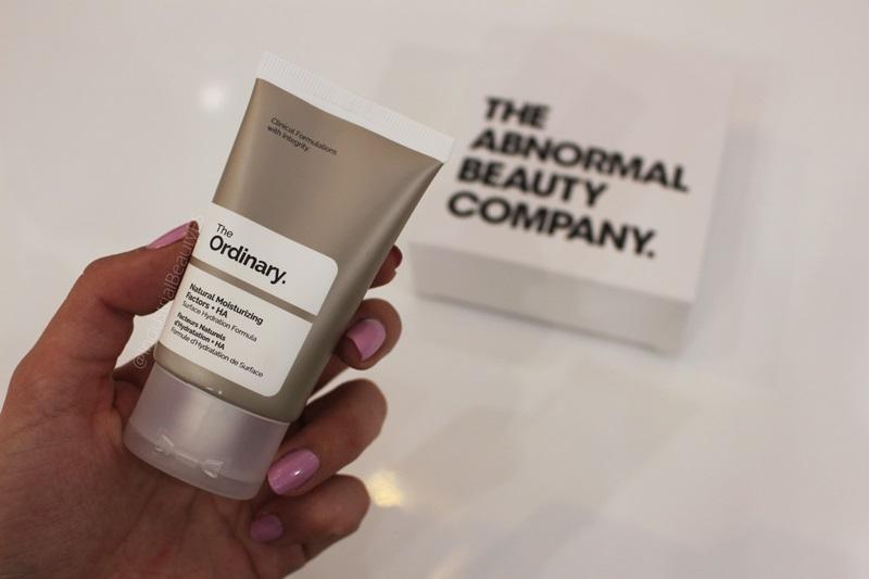 natural moisturinzing factors the ordinary