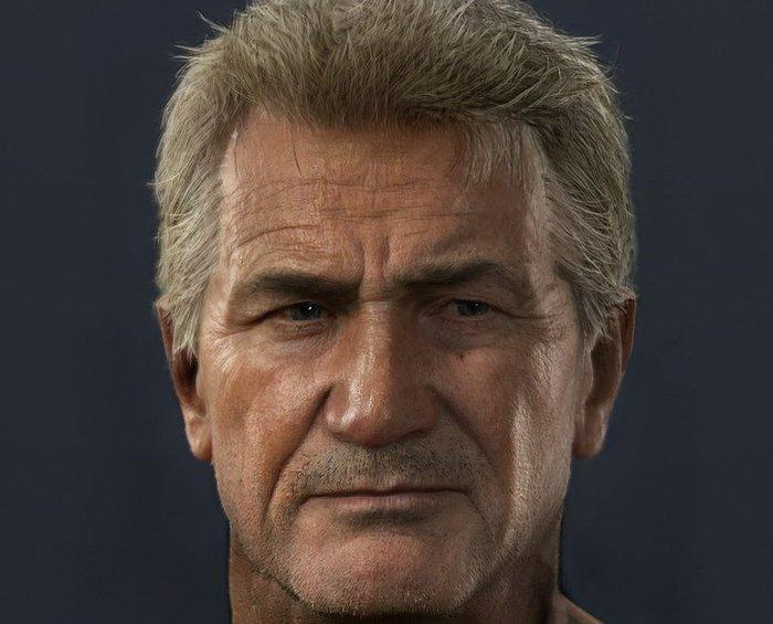 uncharted, faceapp video game characters, faceappchallenge, #faceappchallenge