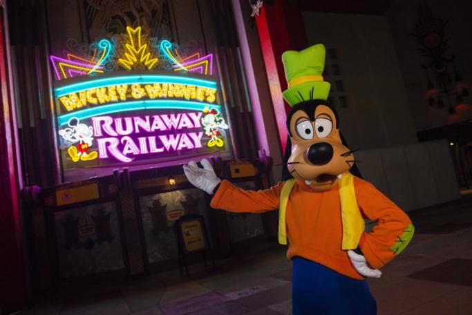 nova atração da Disney