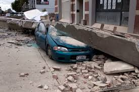 Image result for the latest earthquake in christchurch 2011