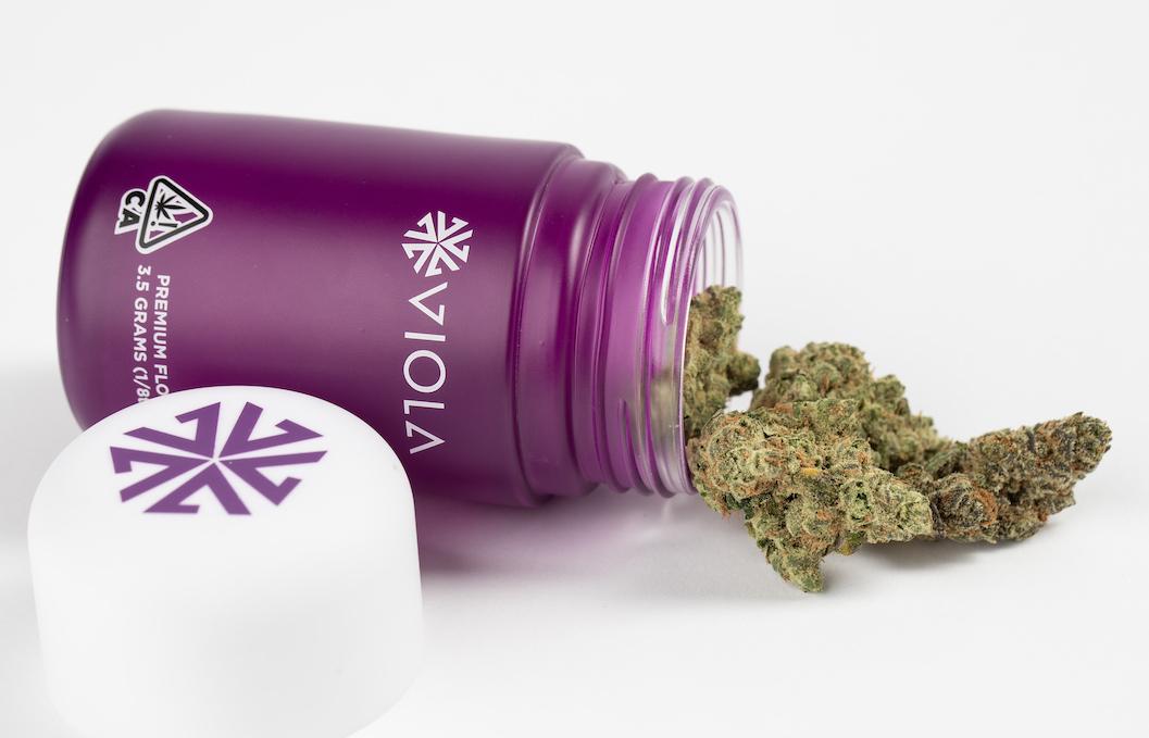 Viola Minority Owned Medical Marijuana Brand