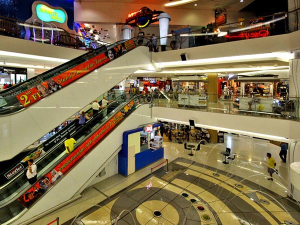 trung tâm thương mại ở pattaya