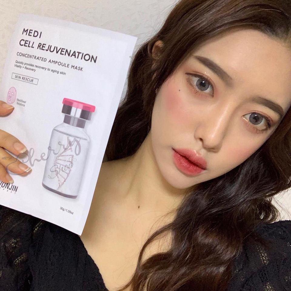 [Review chi tiết] 4 loại Mặt nạ Wonjin tốt như lời đồn không? 20