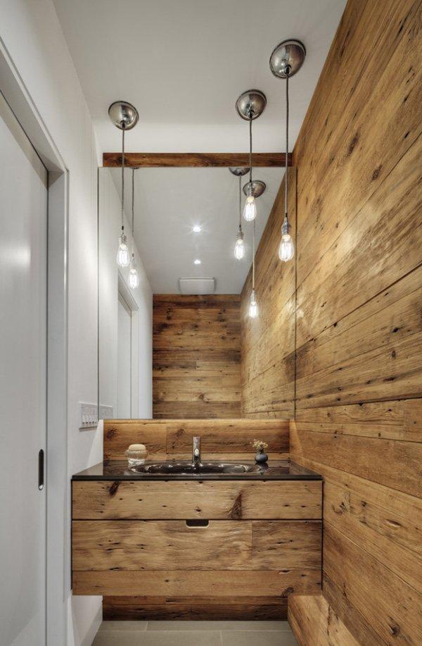Baños Rusticos Disenos:Dosis Arquitectura: Baños rústicos Increíblemente hermosos