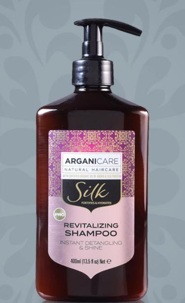 Shampoing  Protéine de soie