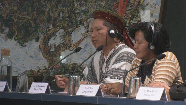 Họp báo Thượng Hội đồng Amazon 24 tháng Mười