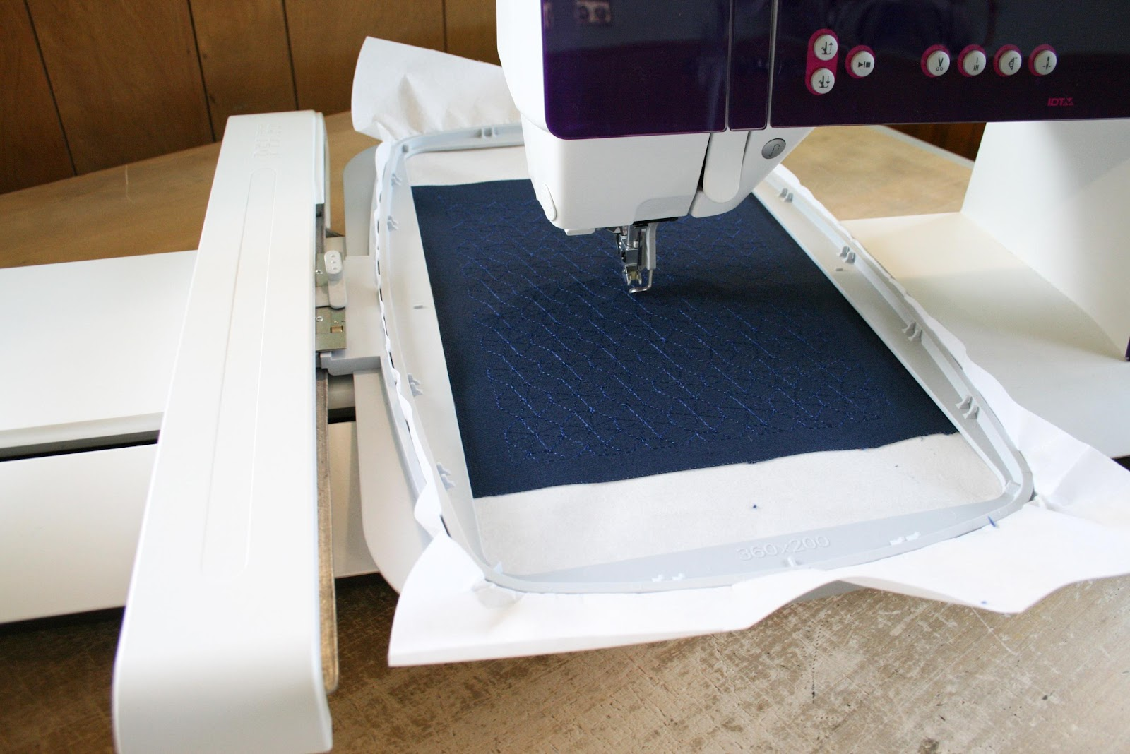 Mystery Sew Along Part 2: Download Latest Design + Beginning Construction