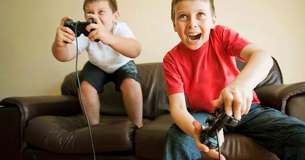 Image result for 6 Reasons why you should let your child play video games