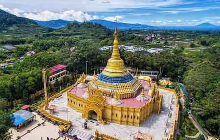 7 Kota Paling Dingin di Indonesia