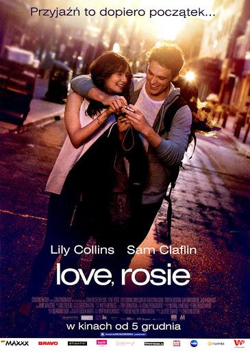 Przód ulotki filmu 'Love, Rosie'
