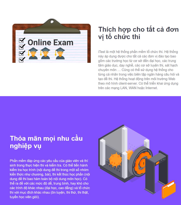 Phần mềm thi iTest