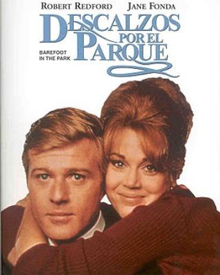 Descalzos por el parque (1967, Gene Saks)
