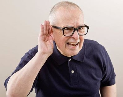 "Recently 'admitting-my-hearing-ain't-what-it-used-to-be' and seeking remedial assistance at Specsavers Audio,  I can relate to the three hard of hearing blokes standing on a street corner. First one says ""Brrr it's windy"". Second one says ""No it's Thursday"", and the third one says ""Me too, lets go for a drink."""