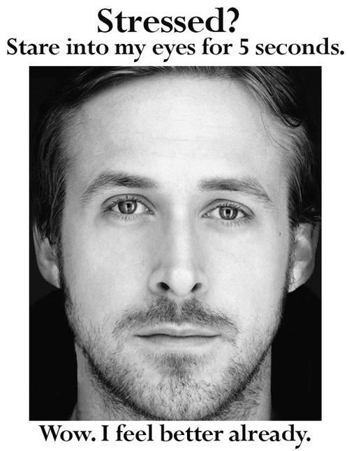 Fuera el stress con Ryan Gosling