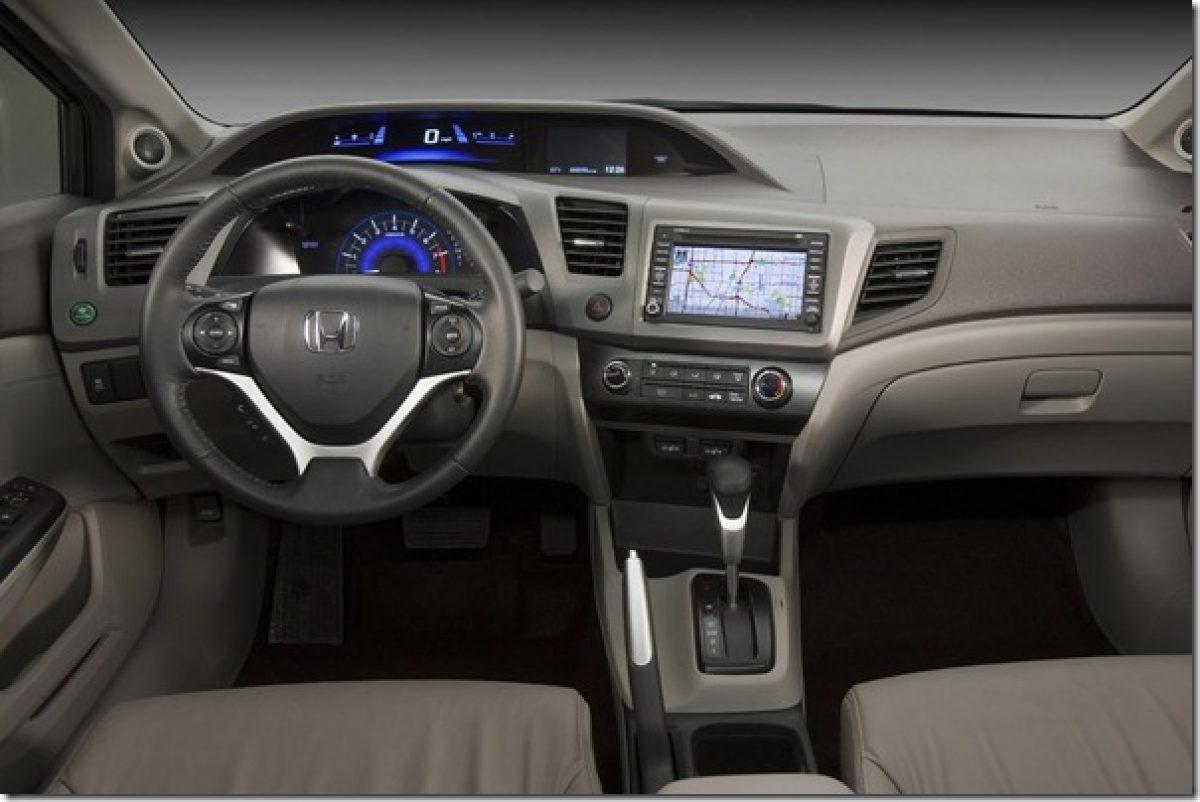 Honda Civic 2012 Interior