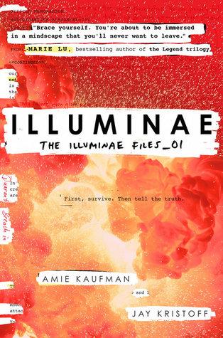 Couverture du livre Illuminae