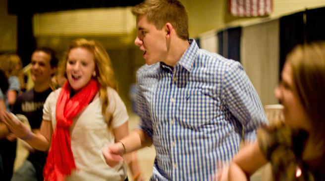 mormon youth dance