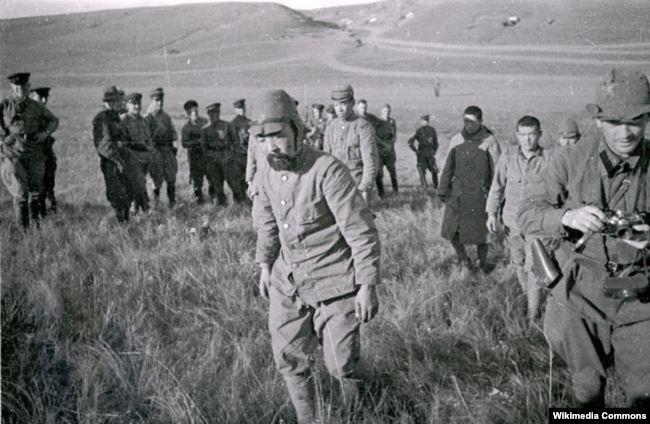 Обмен пленными после окончания боёв 27 сентября 1939 г.