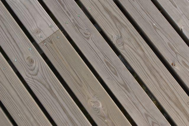 Maintain A Deck That Is Dry And Clean