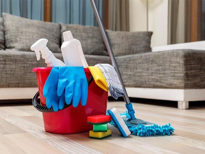 Уборка в домашних условиях