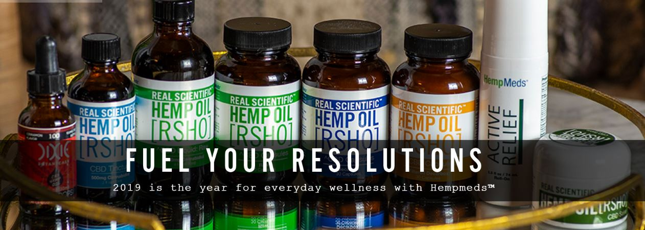 Hempmeds - CBD oils