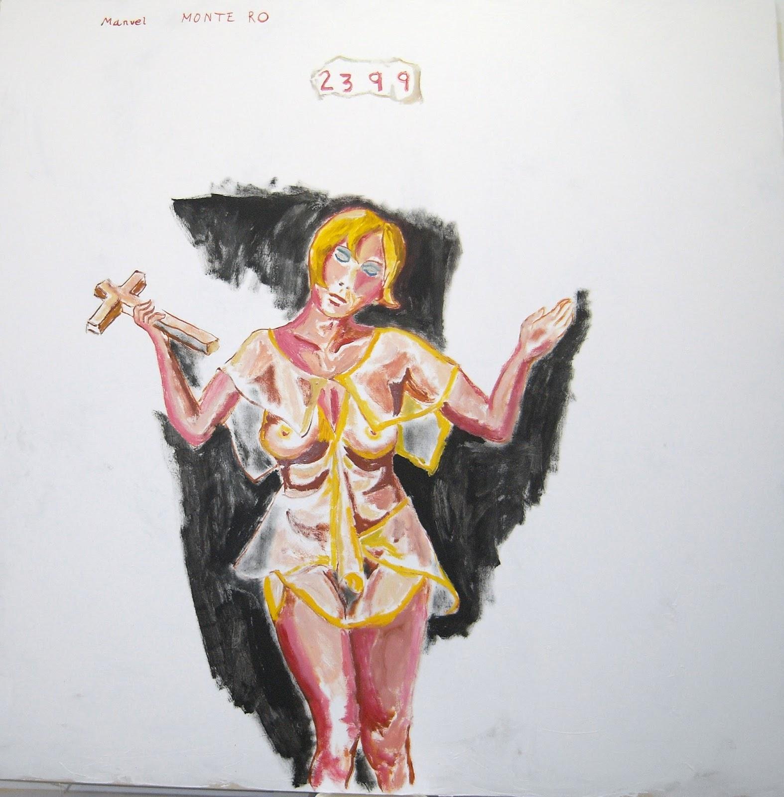 Huile sur toile, 2009, 150 x 150 cm