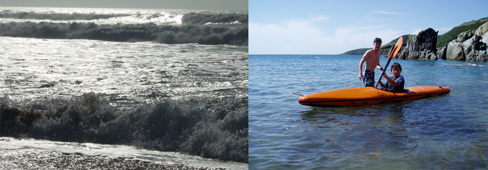 Visit the different Surf Schools in Devon and discover a new sport.